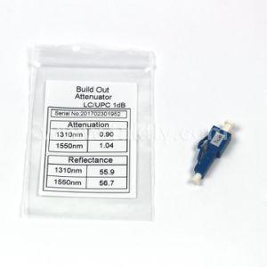 Singlemode LC/UPC Fiber Optic Attenuator pictures & photos