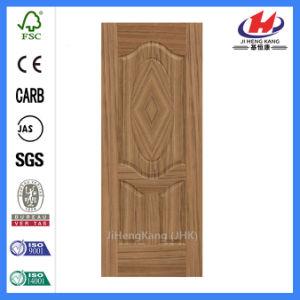 Interior HDF MDF Laminated Veneer Door Skin Supplier pictures & photos