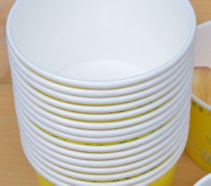 Disposable Paper Noodle Bowl/Salad Bowl pictures & photos