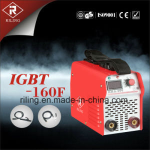 Smart Inverter IGBT Welder (IGBT-120F/140F/160F) pictures & photos