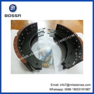 Heavy Truck Brake Shoe Zapato De Camiones Pesados Brak pictures & photos