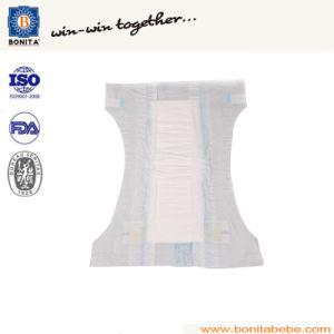 Leak Guard Leg Culf Disposable Baby Diaper pictures & photos