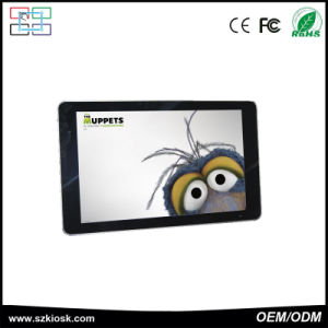 Touch Screen LCD Ad Display Monitor pictures & photos