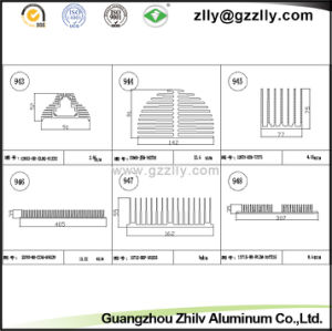 Building Material Aluminum Heat Sink for Machinery pictures & photos