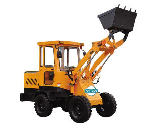 Ce Approved 800kg Wheel Loader with Bucket Capacity 0.35m3 pictures & photos