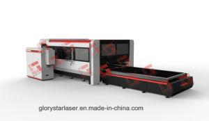 1kw Metal Fiber Laser Cutting Machine with Full Enclosure pictures & photos