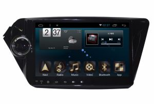 Android System Car Navigation for KIA K2 2012 New Ui with 9inch Car GPS Player