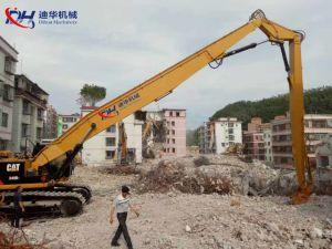 24m Three Segment Demolition Long Reach Boom pictures & photos