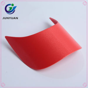 China Factory Curve Plastic Hat Visor pictures & photos