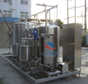 Stainless Steel Acid and Caustic Soda Cleaning Machine for Dairy Industry, Food and Beverage Industry, etc pictures & photos