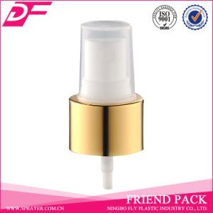 24/410 Golden Perfume Metal Mist Sprayer with Plastic Head Cap pictures & photos