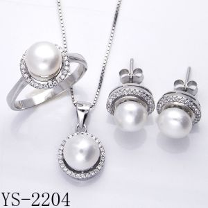 New Design Fashion Jewelry Set Silver 925 pictures & photos