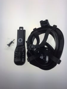 Wide View Anti-Fogging Diving Mask with Gopro Camera Mount Easybreath Full Face Snorkeling Set pictures & photos
