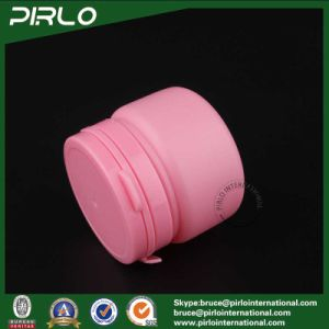 120g Pink Color Plastic Food Bottles HDPE Material Chutty Packaging Bottles with Tear off Cap pictures & photos