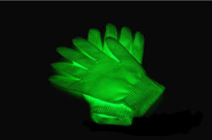 High Brightness Luminous Gloves for Night Work pictures & photos