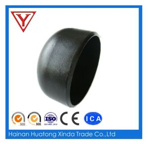 Carbon Steel Pipe Fitting End Caps for Petroleum pictures & photos
