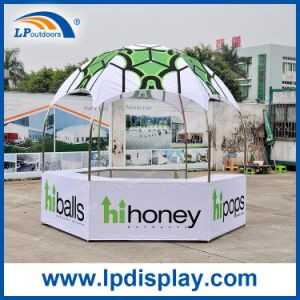 Dia 3m Customized Dome Tent Trade Show Tent pictures & photos