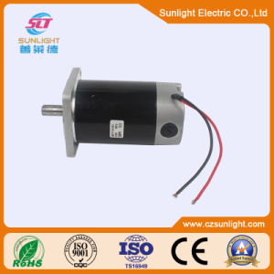 Use Industrial Parts 12V/24V DC Bush Electric Motor pictures & photos