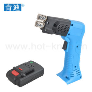 Air-Cooling Cordless Hot Knife EPS Foam Cutter pictures & photos