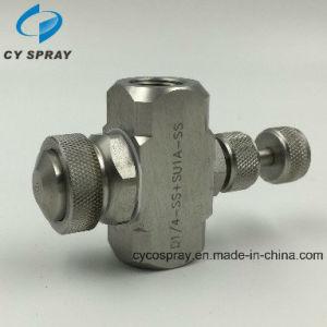 D Series Siphon Nozzle pictures & photos