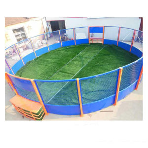 Customized Metal Football Soccer Cage Pitch for Soccer Training pictures & photos