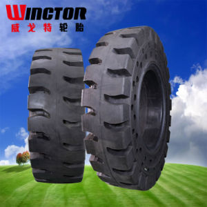 High Quality 20.5-25 Solid OTR Tires, Wheel Loader Tyre 20.5-25 Solid pictures & photos