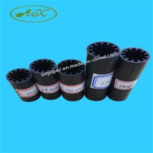 Plastic Tube for Colored Thermal Paper Rolls pictures & photos