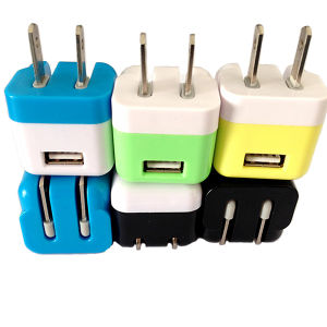 Factory Supply Mobile Phone Accessories High Quality Us Travel Charger pictures & photos