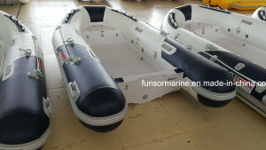 Small Fibergalss Inflatable Boat (FWN-V300) pictures & photos