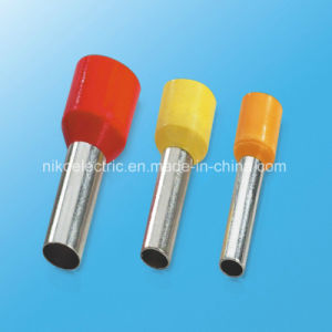 RV Type Pre-Insulating Copper Ring Terminal for Cable Wire Connect pictures & photos