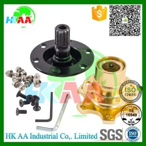 Ts16949 Certified OEM Precision Machined Quick Release Hub with Spline pictures & photos
