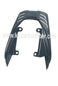 Motorcycle Part Carbon Fiber Exhaust Cover for Triumph Daytona 675 pictures & photos
