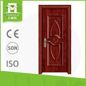 Good Quality Cheap Paint Color Wooden Door pictures & photos