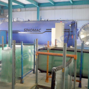 CE Approved 2850X6000mm Industrial Special Laminated Glass Autoclave (SN-BGF2860) pictures & photos