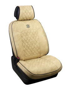 Car Seat Cover PVC Jean Style for 2 Seats pictures & photos