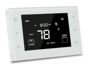 3heat/2cool Conventional Programmable Multistage Heat Pump Thermostat pictures & photos