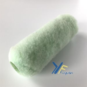 "9"" Polyester Green Long Hair Roller Cover pictures & photos"