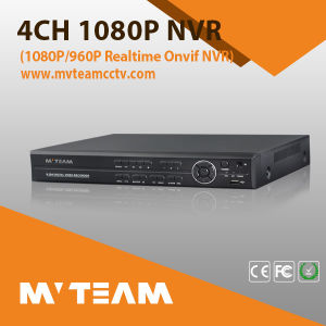 4CH Mini Network Video Recorder P2p NVR Mvt-N6404 pictures & photos