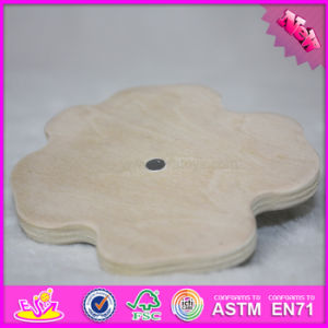 2017 Wholesale Baby Wooden Custom Shape Puzzle, Funny Kids Wooden Custom Shape Puzzle, Wooden Custom Shape Puzzle W14m115 pictures & photos