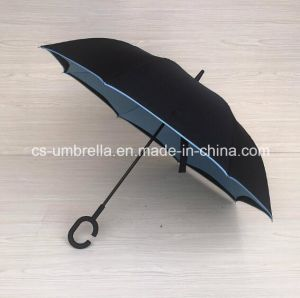 Inverse Umbrella, Inside-out Umbrella, Upside Down Umbrella (YS-S01001R) pictures & photos