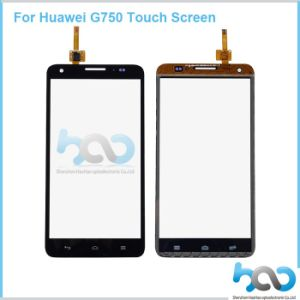 Factory Price Touch Screen Panel for Huawei G750 Display Module