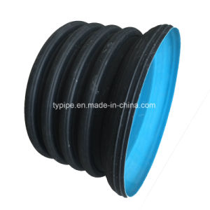 Popular 200mm HDPE Double-Wall Corrugated Pipe pictures & photos