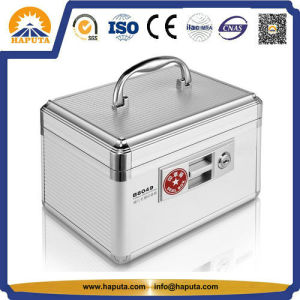 Silver Official Seal Storage Case Seal Safe (HT-3011) pictures & photos