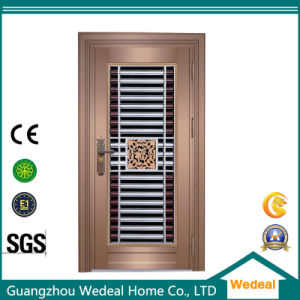 Stainless Steel Security Doors Factory Export pictures & photos