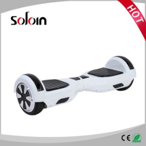 36V 350W Lithium Battery Self Balance Electric Scooter on Street (SZE6.5H-4) pictures & photos