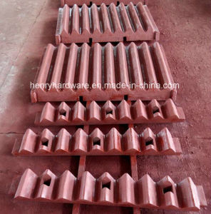 Various High Manganese Steel Castings pictures & photos