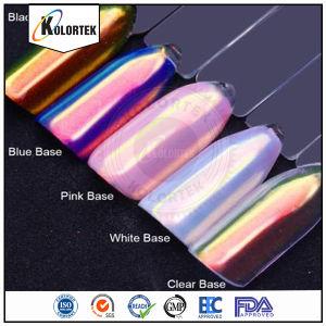 Hot Aurora Mermaid Chrome Nails Powder pictures & photos