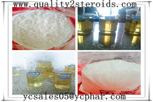 Muscle Building Supplement Nandrolone Propionate CAS 7207-92-3 Prohormone pictures & photos