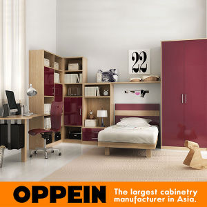 Dreamy Teenage Girl′s Bedroom Furniture Set (OP16-KID06) pictures & photos