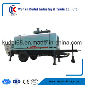 80m3 / H Electric Concrete Pump (HBT80SEA - 1813) pictures & photos